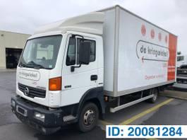 bakwagen vrachtwagen Nissan 56.15 2010