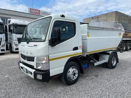 vuilniswagen vrachtwagen Mitsubishi Fuso 7C15 Canter 2014