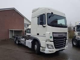 wissellaadbaksysteem vrachtwagen DAF FAR XF 460 2014