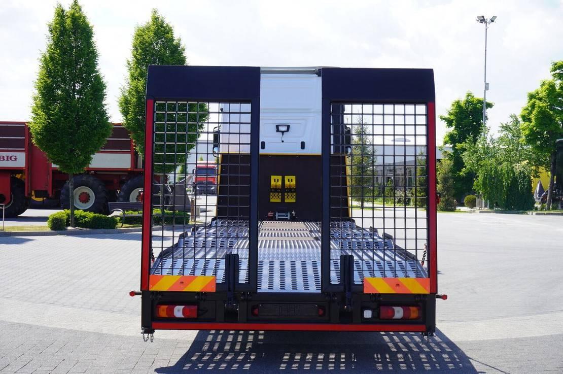 takelwagen-bergingswagen-vrachtwagen Mercedes-Benz Actros 2545 , E6 , 6x2 , NEW BODY 2021 , 7.9m , ramps , winch , 2017