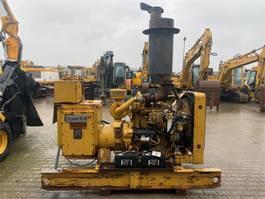 generator Caterpillar 3304 DI SR4 113 kva 2001