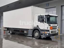 bakwagen vrachtwagen Scania P250.18 2013