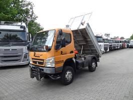 kipper vrachtwagen > 7.5 t Mitsubishi Pfau Rexter 4X4 A5500 2009