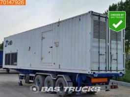 generator SDMO 51.2L70-4P 40-50-60 HZ - 2600 KVA - 1200 H - FIRST OWNER 2007