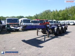 container chassis oplegger Dennison 3-axle container trailer 20-30-40-45 ft 2006