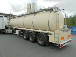tankoplegger Schrader Drucktank- Heizung- Pumpe- 34.000 Liter 2003