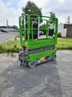 schaarhoogwerker wiel Fronteq fs407w 6.50mtr werkh schaarhoogwerker/hoogwerker 2020