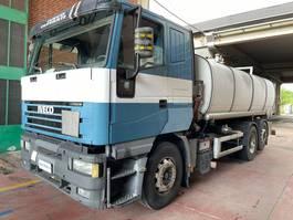 tankwagen vrachtwagen Iveco