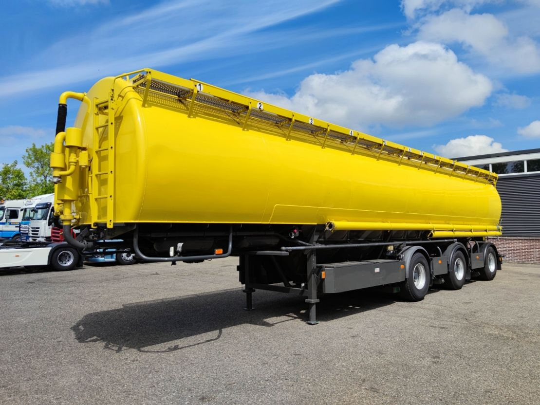 silo oplegger Wabco WELGRO 97WSL43-32 62m³ - Repainted - TOP! (O564) 2004