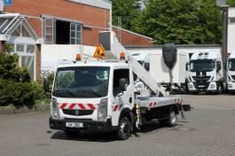 hoogwerker bedrijfswagen Renault Bühne GSR 18m/2 Per.Korb/HU+AU+UVV Neu 2014