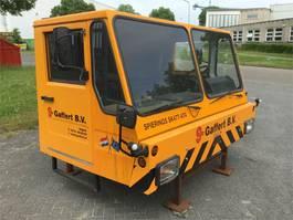 overige equipment onderdeel Spierings SK477-AT4 lower cab