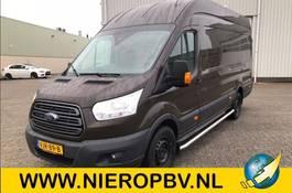 gesloten bestelwagen Ford transit l4h2 airco 130pk 2016