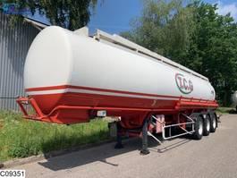 tankoplegger Trailor Fuel Fuel, 39989 Liter, 7 Compartments 1996