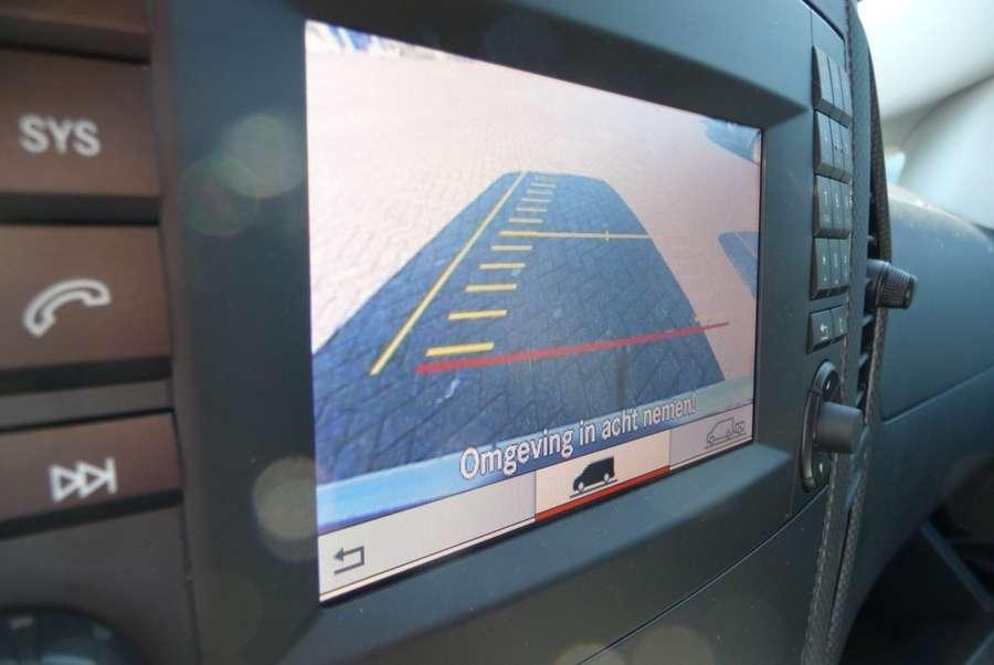 Mercedes-Benz - 111 CDI L2 dubb cab Comf. 5 zits 15.000 km !!!! 9