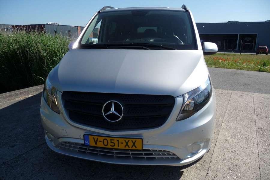 Mercedes-Benz - 111 CDI L2 dubb cab Comf. 5 zits 15.000 km !!!! 17