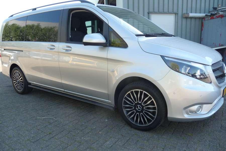 Mercedes-Benz - 111 CDI L2 dubb cab Comf. 5 zits 15.000 km !!!! 18