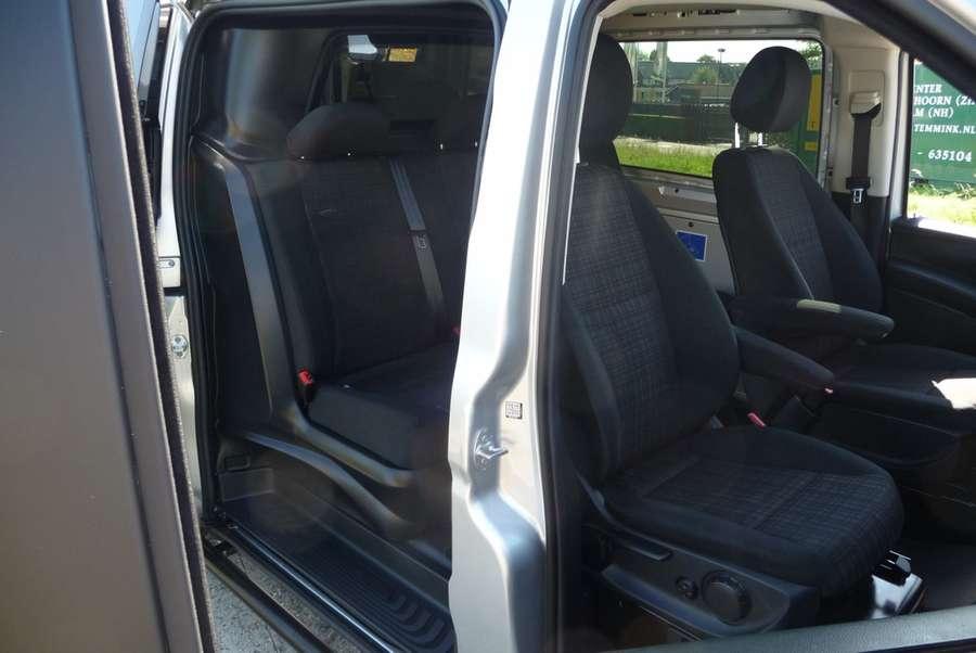 Mercedes-Benz - 111 CDI L2 dubb cab Comf. 5 zits 15.000 km !!!! 20