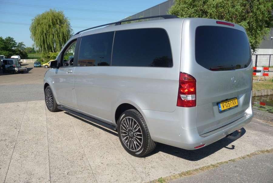 Mercedes-Benz - 111 CDI L2 dubb cab Comf. 5 zits 15.000 km !!!! 3