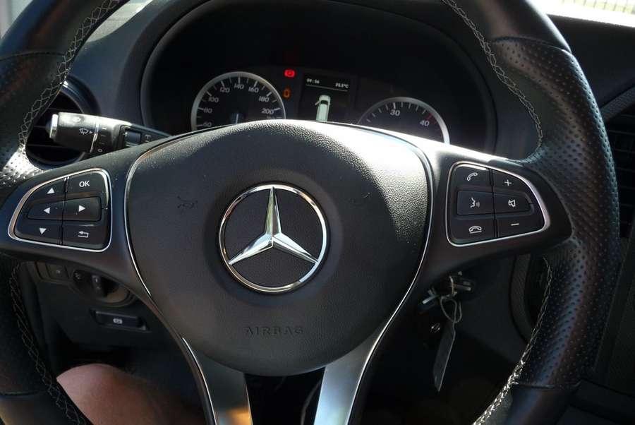 Mercedes-Benz - 111 CDI L2 dubb cab Comf. 5 zits 15.000 km !!!! 4