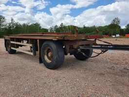 container chassis oplegger Eggers 2 ASSEN 1998