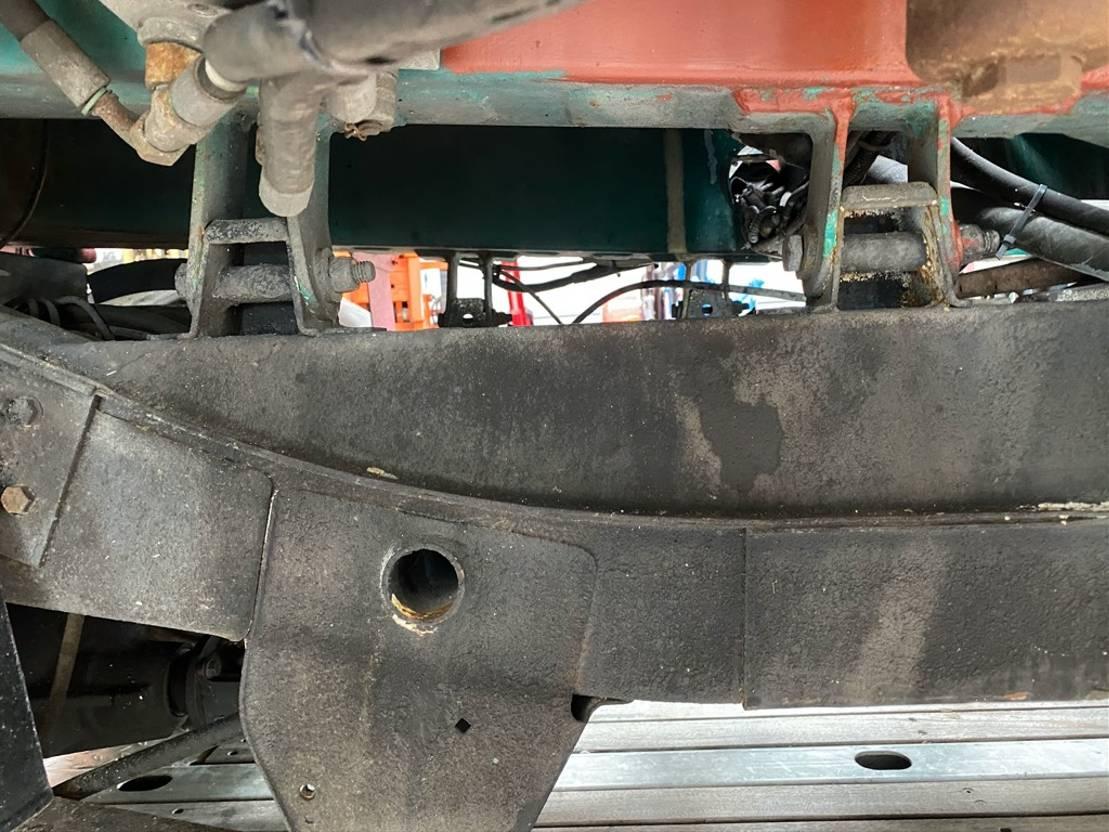 autohoogwerker vrachtwagen Socage A 314 Piaggio hoogwerker 2014