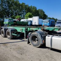 container chassis oplegger ASCA containerchassis 20'' 2004