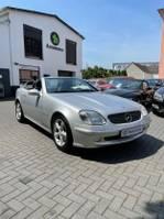 cabriolet auto Mercedes-Benz Roadster SLK 230 Kompressor*KLIMA*XENON*SHZ*NAVI 2003