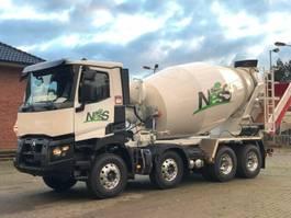 betonmixer vrachtwagen Renault 30 8x4 / EuroMix MTP 9m³ SL 2020