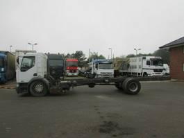 chassis cabine vrachtwagen Renault Premium 270 4x2 2004