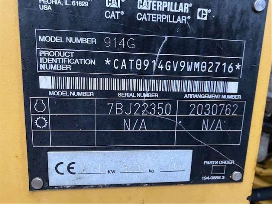 Caterpillar - 914 G 5
