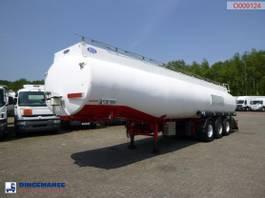 tankoplegger Indox Fuel tank alu 40.2 m3 / 6 comp 2000
