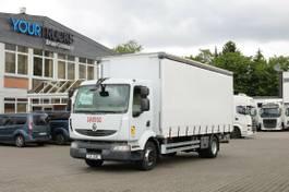 huifzeil vrachtwagen Renault 16.270 DXi/Schiebeplane/LBW/Klima/TOP! 2013