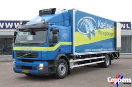 koelwagen vrachtwagen Volvo 260 Koel/Vries+ Klep Euro 5 2012