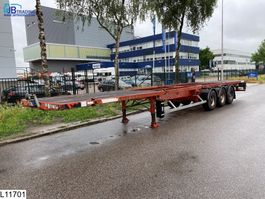container chassis oplegger Trailor Chassis 20/30/40 FT 1996