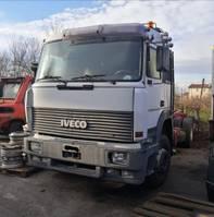 oldtimer vrachtwagen Iveco Turbostar 190