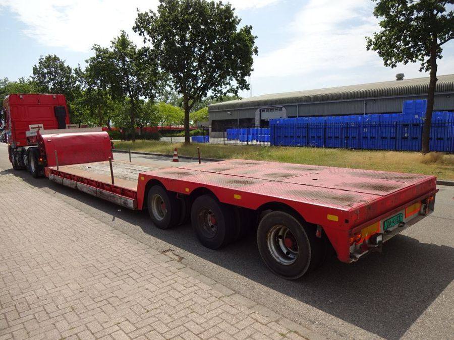 Nooteboom - REMOVABLE NECK - 3,4 MTR EXTENDABLE - 3X POWERSTEERING 2