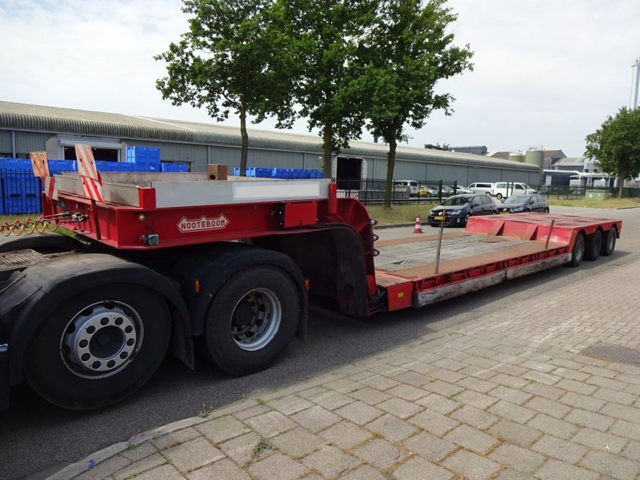 Nooteboom - REMOVABLE NECK - 3,4 MTR EXTENDABLE - 3X POWERSTEERING 1
