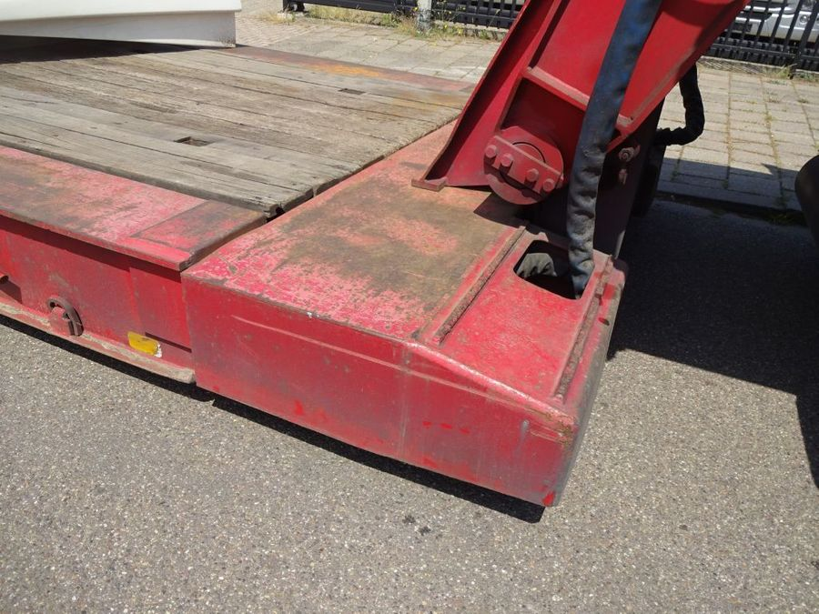 Nooteboom - Lowbed - Removable Neck - Extendable - 3x Steering Axles 8
