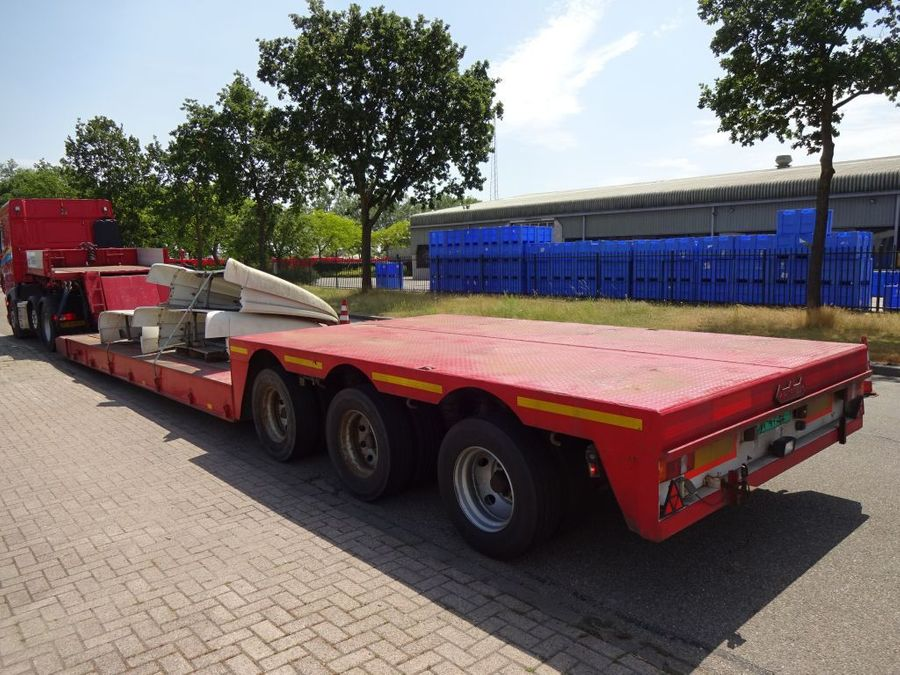 Nooteboom - Lowbed - Removable Neck - Extendable - 3x Steering Axles 2