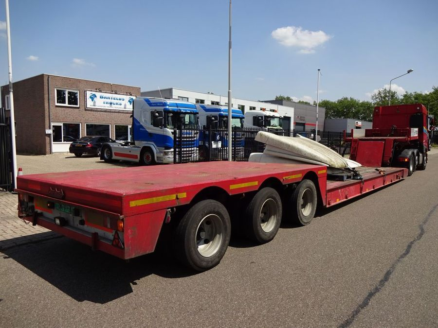 Nooteboom - Lowbed - Removable Neck - Extendable - 3x Steering Axles 3
