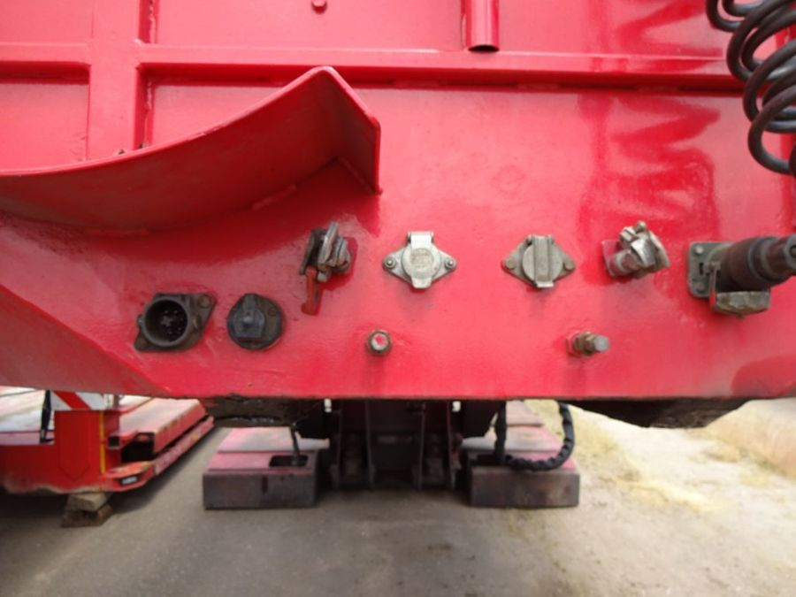 Nooteboom - Lowbed - Removable Neck - Extendable - 3x Steering Axles 10