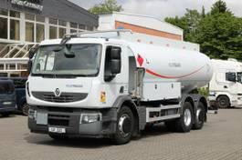 tankwagen vrachtwagen Renault Premium 310 DXI E5/18000l/5 Kammern/Klima/ADR 2011