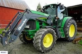 standaard tractor landbouw John Deere 6630 Premium 2008