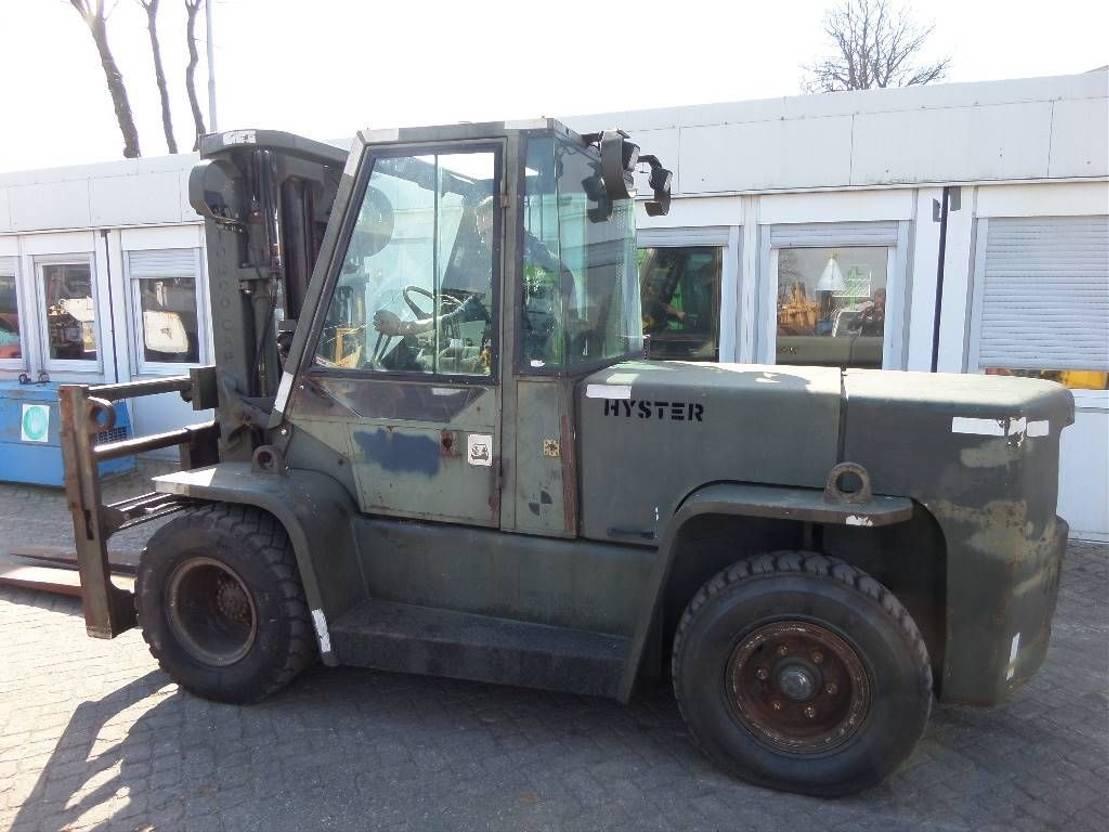 vorkheftruck Hyster H 155 XL 1997