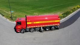 Veegmachine vrachtwagen DAF roadcleaner zoabreiniger wegdekreiniger veegmachine (AS NEW!!) 2004