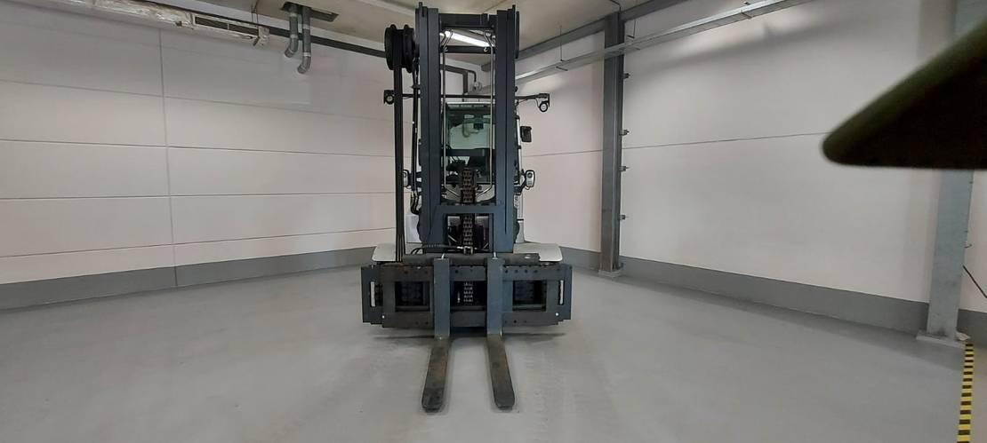 vorkheftruck Still rx70-80/900 4 whl counterbalanced forklift <10t 2014