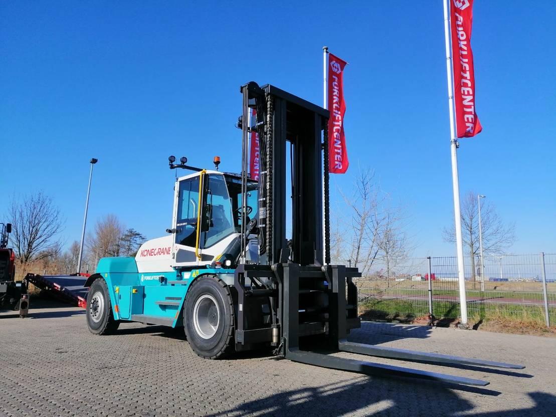 vorkheftruck SMV 16-1200c 4 whl counterbalanced forklift >10t 2021