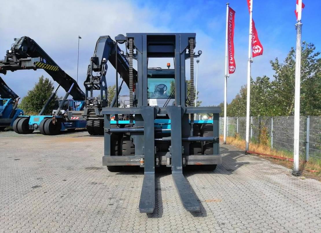 vorkheftruck SMV 25-1200c 4 whl counterbalanced forklift >10t 2020