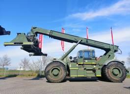 containerheftruck Kalmar rt240 reach stacker 2012