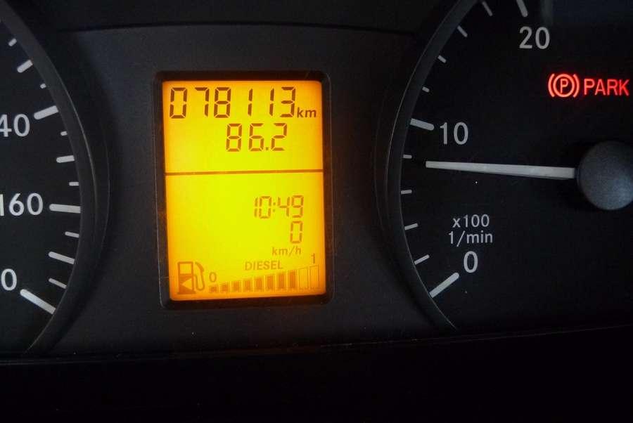 Mercedes-Benz - Sprinter 210 2.2 CDI 366 DC kipper 7 zitter 4